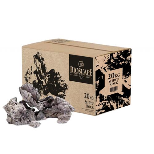 Bioscape Seiryu Rock 20kg Box