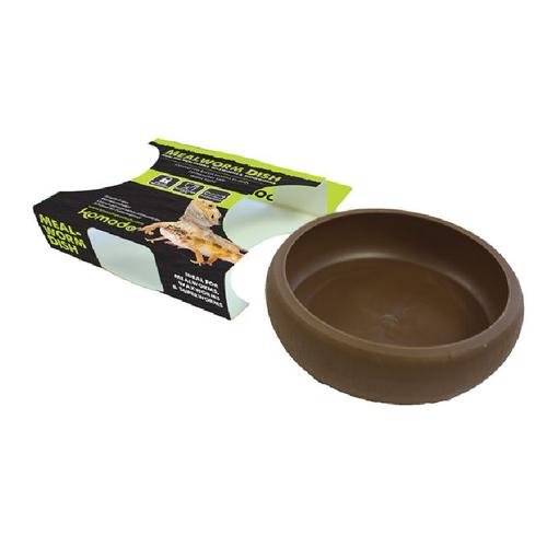 Komodo Mealworm Dish