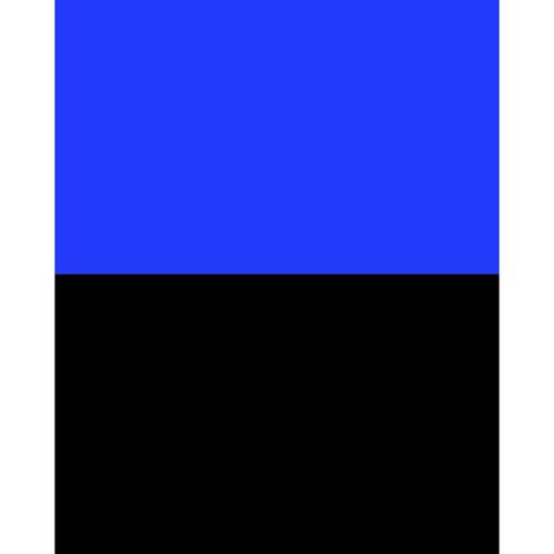 Aqua One Background Blue & Black Fresh Marine Double Sided 60cm (Per Metre) (10229)