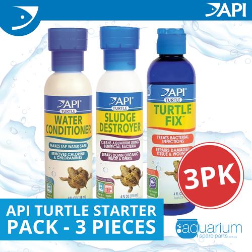 API Turtle Starter Pack 118ml (3pack)