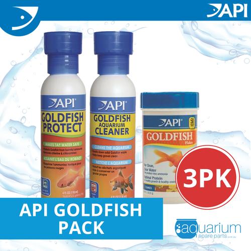 API Goldfish Kit (3 pack)