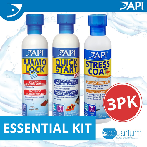API Essential Kit (3 pack)