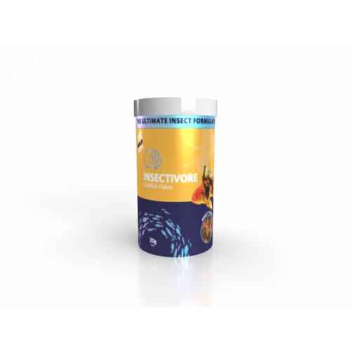 Bioscape Insectivore Goldfish Flake Food 20g