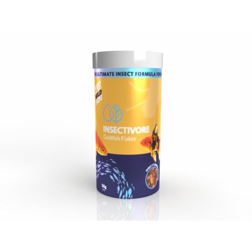 Bioscape Insectivore Goldfish Flake Food 50g