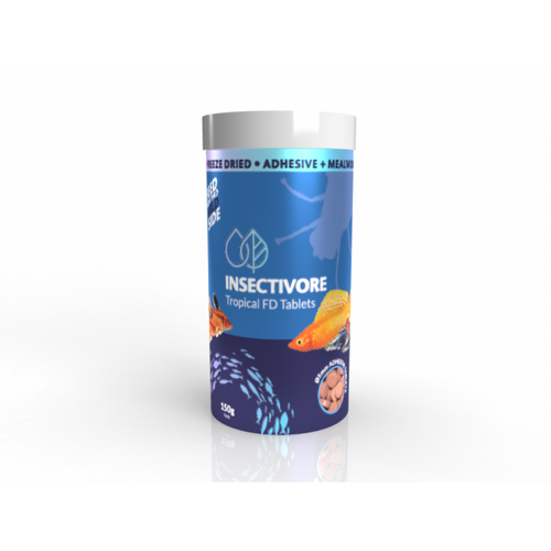 Bioscape Insectivore FD Tropical Tablets (Adhesive) 150g