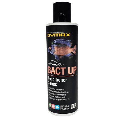Dymax Bact Up Cichlid Nitrifyng Bacterial Conditioner 500ml