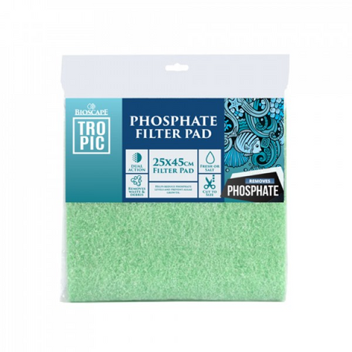Bioscape Tropic Phosphate Extraction Filter Pad (26x45.7cm)