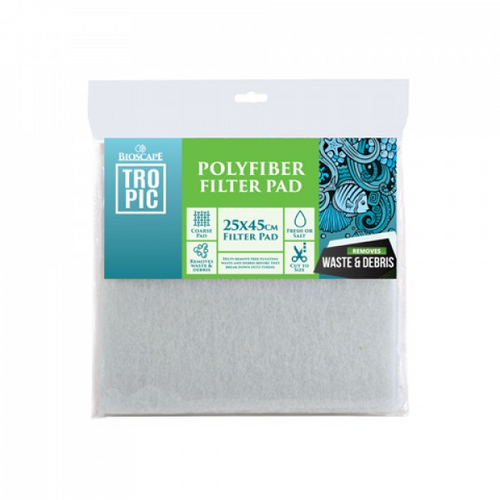Bioscape Tropic Polyfiber Filter Pad (26x45.7cm)