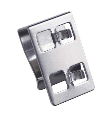 Dymax Stainless Steel Air Pipe Holder 10-12mm
