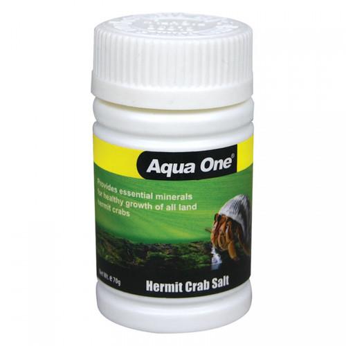 Aqua One Hermit Crab Salt 70g (92096)