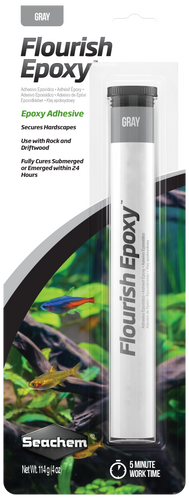Seachem Flourish Epoxy Gray 114g
