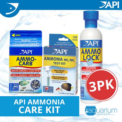 API Ammonia Care Kit (3 pack)