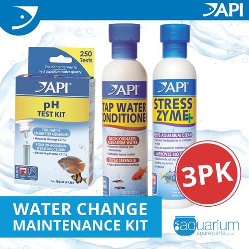 API Water Change Maintenance Kit (3 pack)
