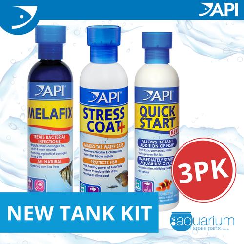 API New Tank Kit (3 pack)