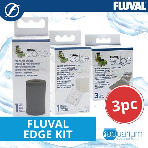 Fluval EDGE Kit (3pc)