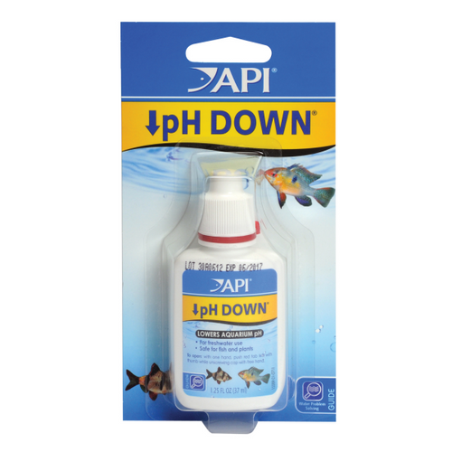 API pH Down Carded 37ml