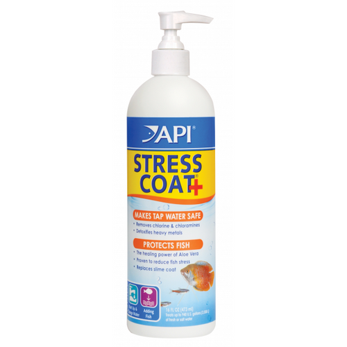 API Stress Coat 473ml w/ Pump Dispenser