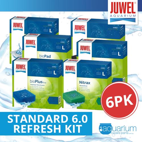 JUWEL Bio Flow Large 6.0 Refresh Kit (6pk)