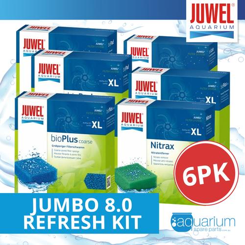 JUWEL Bio Flow Extra Large 8.0 Refresh Kit (6pk)