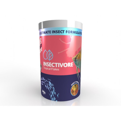 Bioscape Insectivore Tropical Flake Food 200gm