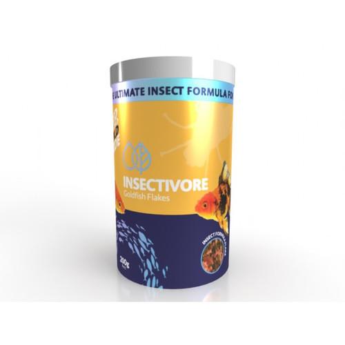 Bioscape Insectivore Goldfish Flake Food 200gm