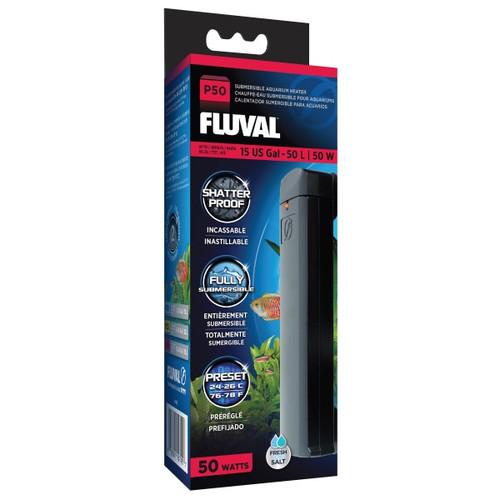 Fluval Pre Set Aquarium Heater 50w P50