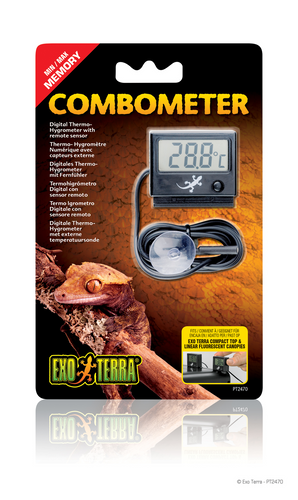 Exo Terra Digital Combometer Therm/Hydro