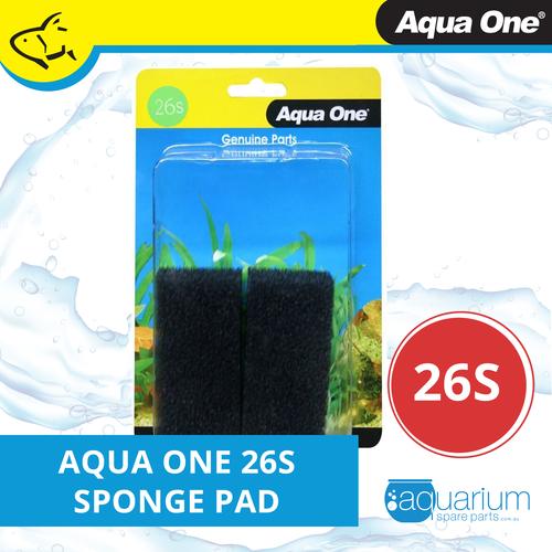 Aqua One 102F Maxi Internal Sponge 26s (25026s)