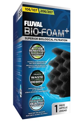 Fluval 105/205 & 106/206 & 107/207 Bio Foam + (1pk)