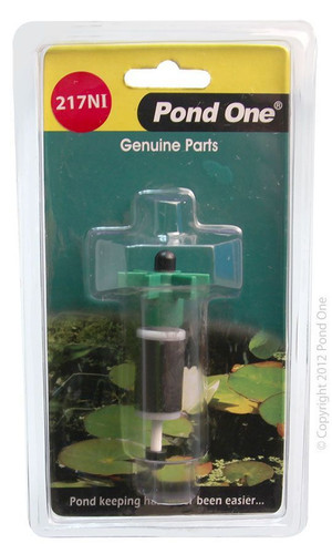 Pond One Piranha 1500 Impeller Set 217Ni (25217Ni)