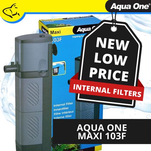 Aqua One 103F Maxi Internal Filter (11333)