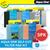 Aqua One Self-Cut Filter Pad Kit (5pk)