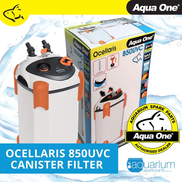 Aqua One Ocellaris 850UVC Canister Filter (94151)