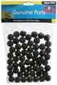 Aqua One Aquis & Aquis Advance Bio Balls - Suit all Canister Filters (50pk) (10756)