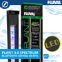 Fluval Plant 3.0 Spectrum LED w/ Bluetooth 59w 115-145cm