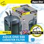 Aqua One Aquis 550 Series II Canister Filter (94101)
