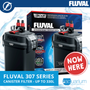 Fluval 307 Canister Filter (up to 330 L)