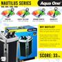 Aqua One Nautilus 800 Canister Filter (94112)