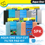 Aqua One Self-Cut Filter Pad Kit (5pk)