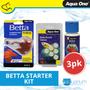 Aqua One Betta Starter Kit (3 pack)