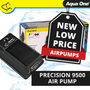 Aqua One Precision 9500 Air Pump Twin 2x200lh (10047)