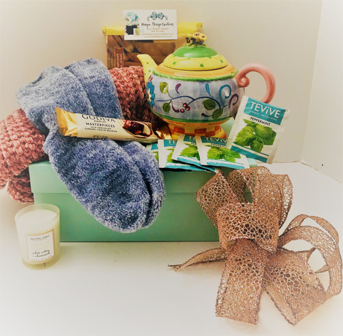 Cozy Get Well Wishes Gift