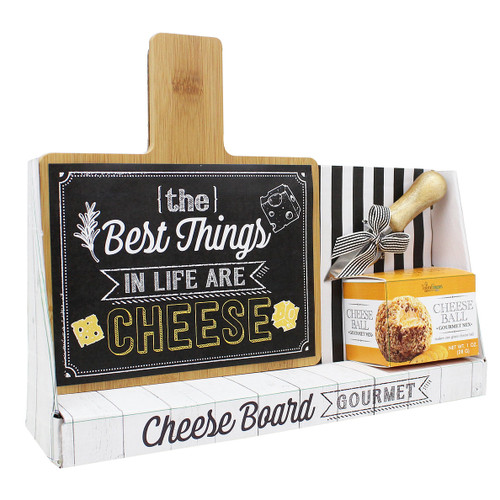 Cheese Board Gourmet Gift Set