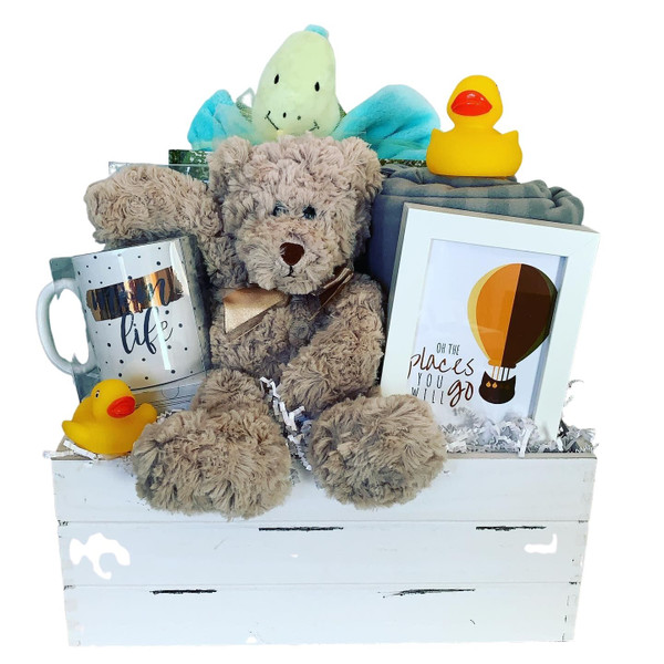 Oh The Places You Will Go Baby Gift