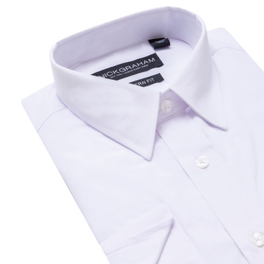 Detail of shirt shirt