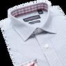 Lay down shot of grey shirt