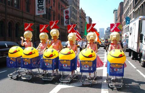 Kmart parade