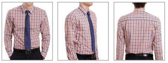 Modern shirt specs