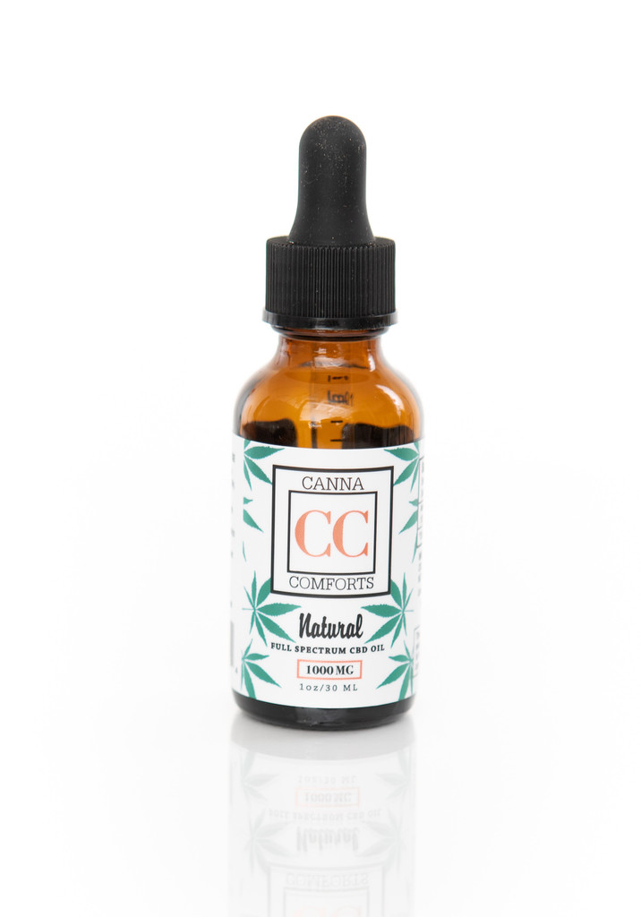 Full Spectrum Hemp CBD Oil , All Natural Made in the USA