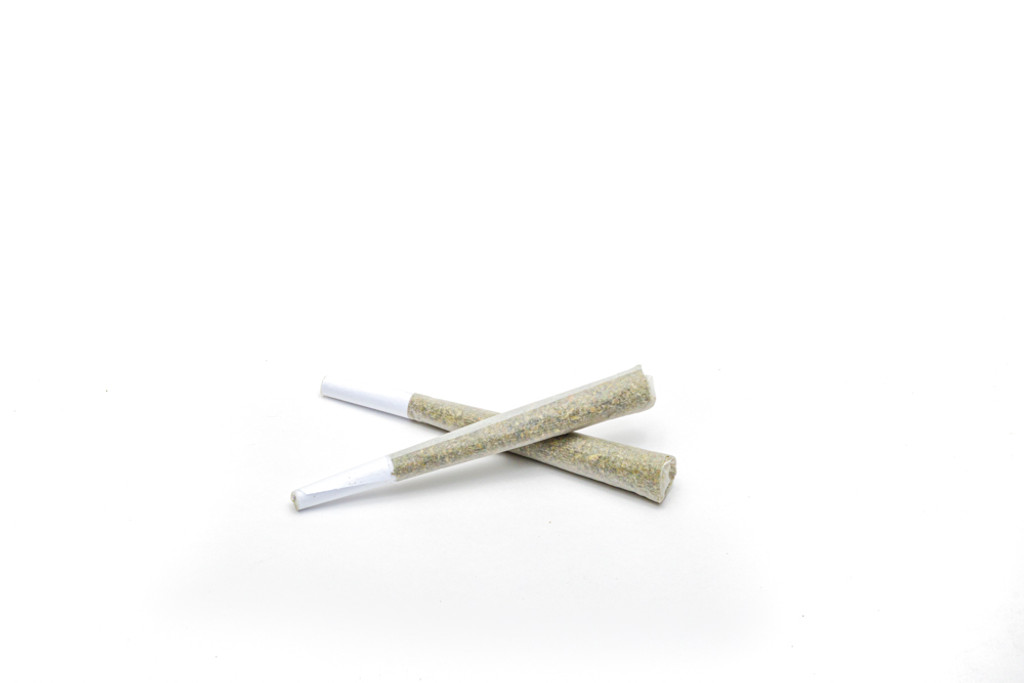 Pre-Rolled Hemp CBD Flower Single Joints